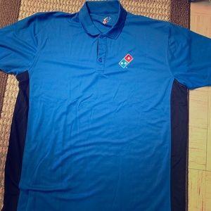 dominos Shirts - Dominos polo tee shirt